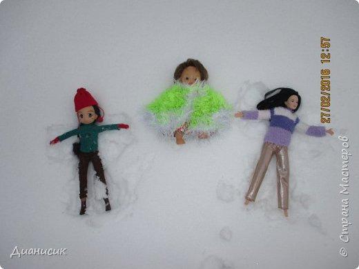 Привет всем! Мы новенькие. Юми, GLaDOS и Саша поехали с нами на дачу. Что они там делали, смотрите ниже. Юми: Я крутая лыжница! фото 11