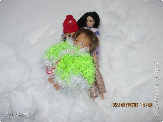 Привет всем! Мы новенькие. Юми, GLaDOS и Саша поехали с нами на дачу. Что они там делали, смотрите ниже. Юми: Я крутая лыжница! фото 16