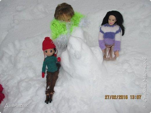 Привет всем! Мы новенькие. Юми, GLaDOS и Саша поехали с нами на дачу. Что они там делали, смотрите ниже. Юми: Я крутая лыжница! фото 20