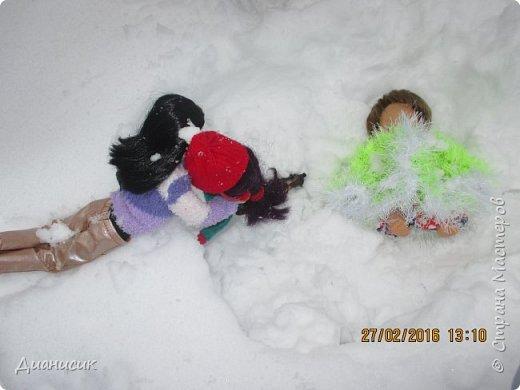 Привет всем! Мы новенькие. Юми, GLaDOS и Саша поехали с нами на дачу. Что они там делали, смотрите ниже. Юми: Я крутая лыжница! фото 21