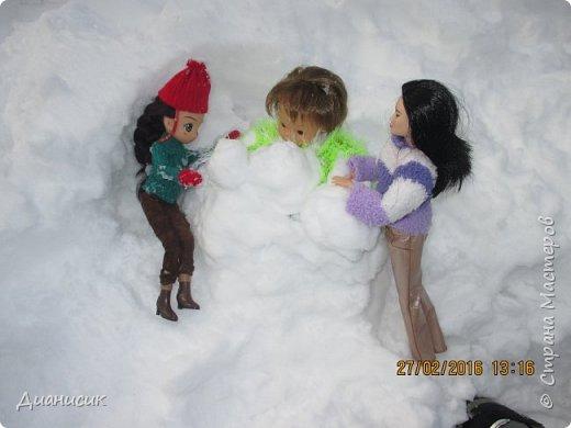 Привет всем! Мы новенькие. Юми, GLaDOS и Саша поехали с нами на дачу. Что они там делали, смотрите ниже. Юми: Я крутая лыжница! фото 24