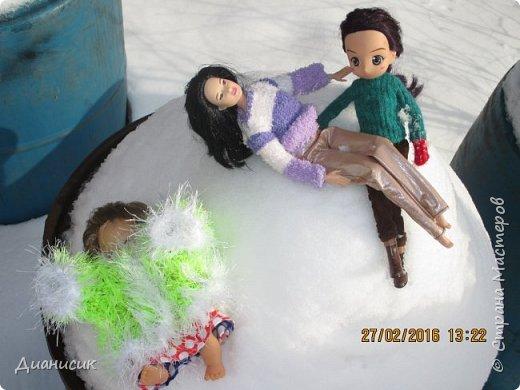 Привет всем! Мы новенькие. Юми, GLaDOS и Саша поехали с нами на дачу. Что они там делали, смотрите ниже. Юми: Я крутая лыжница! фото 29
