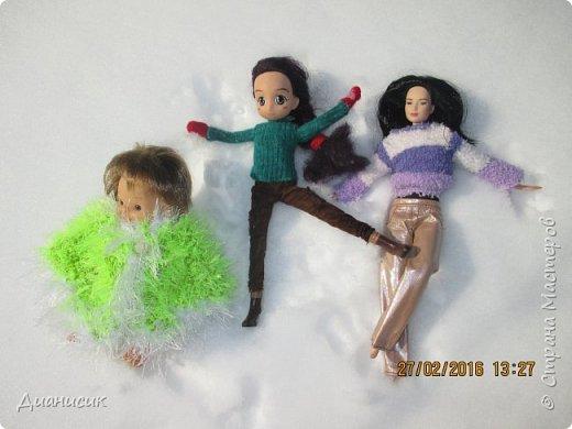 Привет всем! Мы новенькие. Юми, GLaDOS и Саша поехали с нами на дачу. Что они там делали, смотрите ниже. Юми: Я крутая лыжница! фото 31