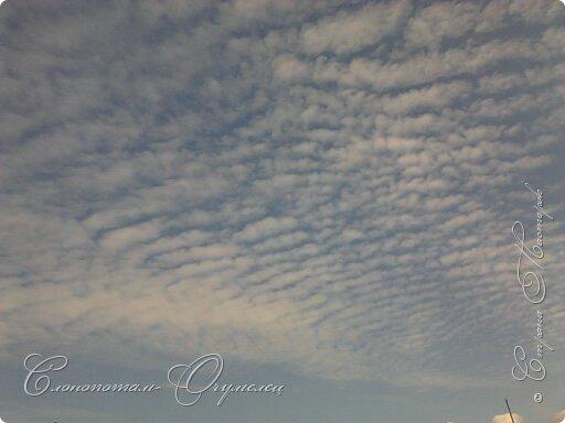 Привет мастерам и мастерицам! Пару лет фотографировал облака, что-то тянуло вверх смотреть. Некоторые фото покажу в этой записи. Здесь облачко - или лошадка с крыльями, или маленький дракончик. фото 10