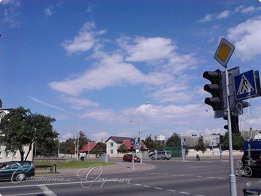 Привет мастерам и мастерицам! Пару лет фотографировал облака, что-то тянуло вверх смотреть. Некоторые фото покажу в этой записи. Здесь облачко - или лошадка с крыльями, или маленький дракончик. фото 1