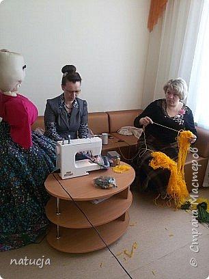"""наша кукла """"масленница"""" подготовлена к районному конкурсу фото 4"""