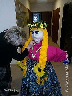 """наша кукла """"масленница"""" подготовлена к районному конкурсу фото 9"""
