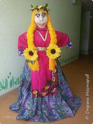 """наша кукла """"масленница"""" подготовлена к районному конкурсу фото 10"""