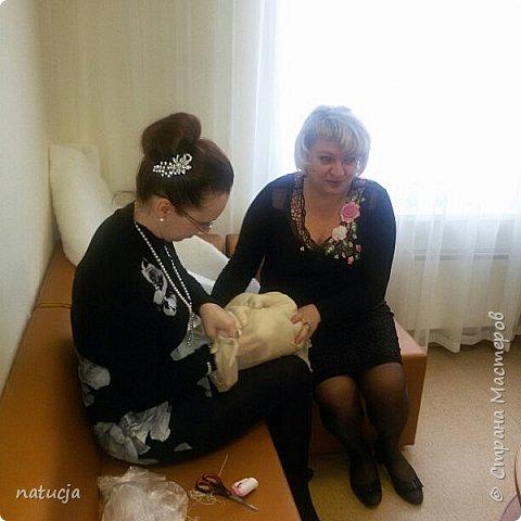 """наша кукла """"масленница"""" подготовлена к районному конкурсу фото 3"""