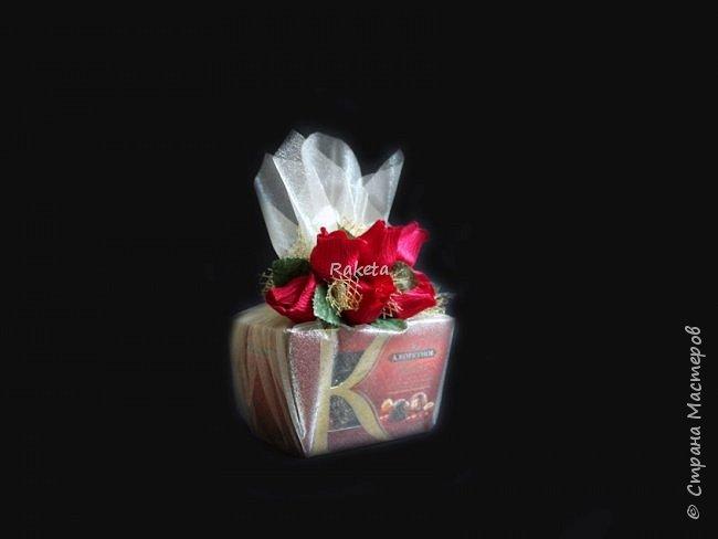 Всем привет! Хочу поделиться с Вами сладеньким!  сделала букет в таком приятном свежем весеннем цвете фото 6