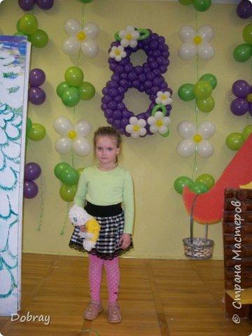 Работаю в детском саду помощником воспитателя. На утренник сшила детям костюмы матросов. фото 3