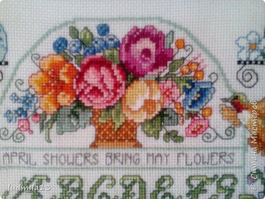 Апрельские дожди приносят майские цветы...  фото 2