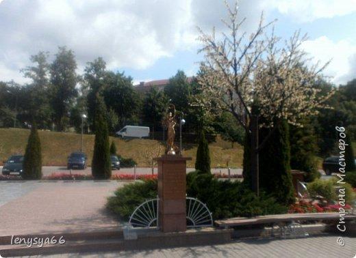 """Здравствуйте, дорогие соседи по Стране Мастеров! Я живу в древнем и вечно молодом городе Витебске. Каждый год в июле в моем городе праздник - Славянский базар.  В этом году фестиваль пройдет  уже в 25 раз! """"Все цветы июля"""" - так называется гимн фестиваля. Может быть, у кого-нибудь появится желание и возможность побывать в это время в нашем городе - Калi ласка!  фото 4"""