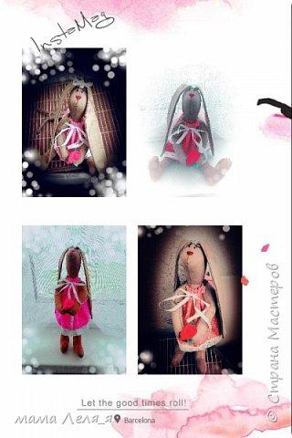 Зайка талисман для младшей дочки фото 3