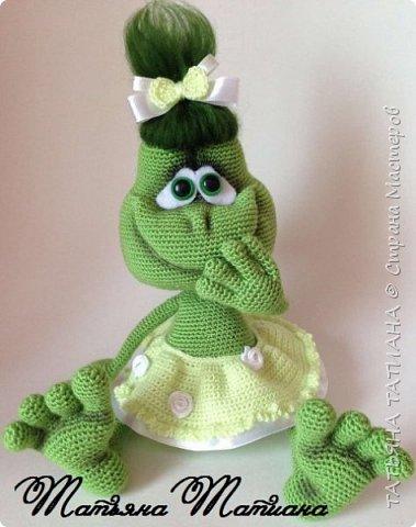 Лягушка Кля-ля фото 2
