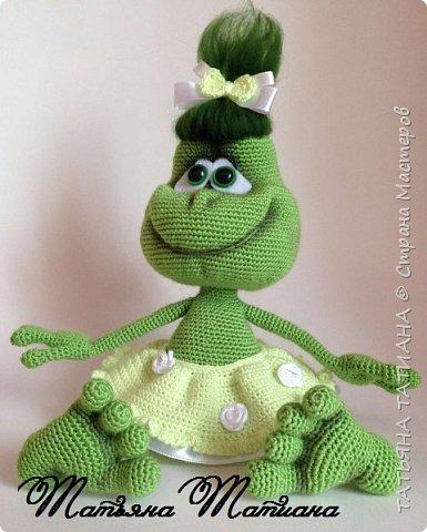 Лягушка Кля-ля фото 4