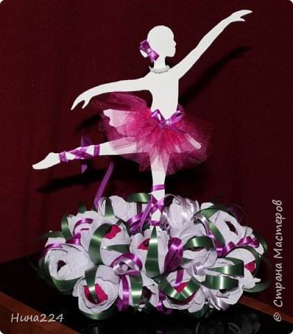 балерина для учителя танцев фото 1