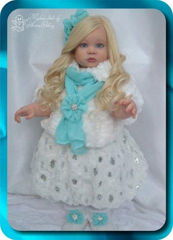 Здравствуйте девочки-мастерицы! Хочу познакомить Вас с новой моей работой, куколкой-Аллочкой. фото 8