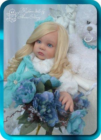 Здравствуйте девочки-мастерицы! Хочу познакомить Вас с новой моей работой, куколкой-Аллочкой. фото 10