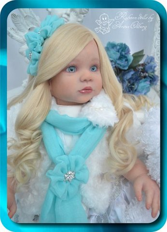 Здравствуйте девочки-мастерицы! Хочу познакомить Вас с новой моей работой, куколкой-Аллочкой. фото 11