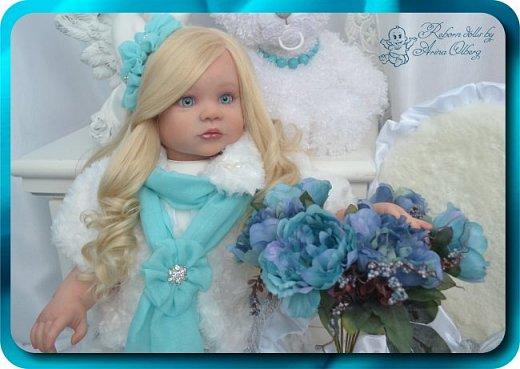 Здравствуйте девочки-мастерицы! Хочу познакомить Вас с новой моей работой, куколкой-Аллочкой. фото 15