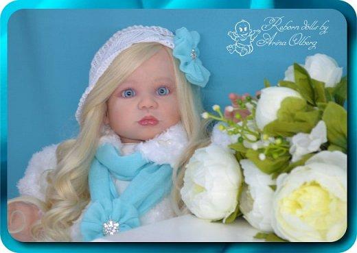 Здравствуйте девочки-мастерицы! Хочу познакомить Вас с новой моей работой, куколкой-Аллочкой. фото 21