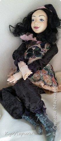 Всем Привет!!!Мои Дорогие!!!Я сегодня счастлива!!!Я доделала куколку!!!Ура Товарищи!!!! фото 3