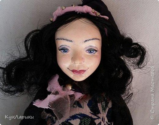 Всем Привет!!!Мои Дорогие!!!Я сегодня счастлива!!!Я доделала куколку!!!Ура Товарищи!!!! фото 4