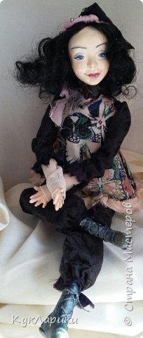 Всем Привет!!!Мои Дорогие!!!Я сегодня счастлива!!!Я доделала куколку!!!Ура Товарищи!!!! фото 2