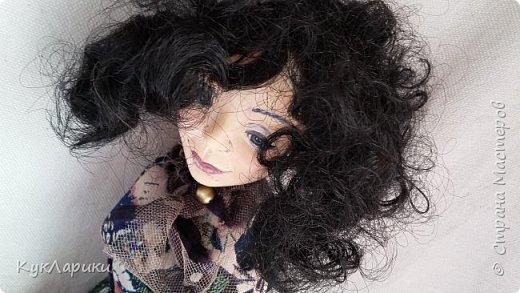 Всем Привет!!!Мои Дорогие!!!Я сегодня счастлива!!!Я доделала куколку!!!Ура Товарищи!!!! фото 6