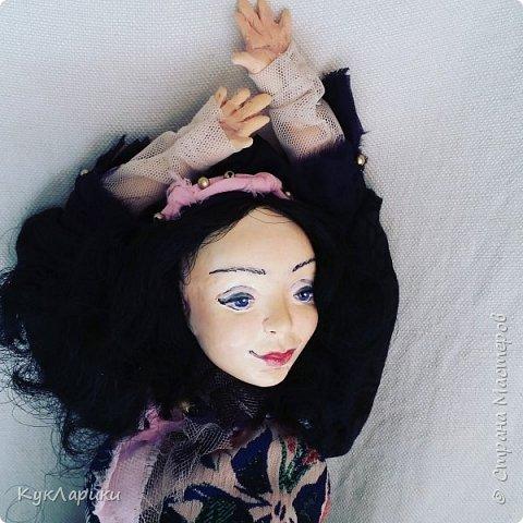 Всем Привет!!!Мои Дорогие!!!Я сегодня счастлива!!!Я доделала куколку!!!Ура Товарищи!!!! фото 5