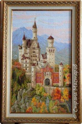 Дух неясностей и тайн Густ, как зелье приворота. Старый замок Нойшванштайн,   Отвори свои ворота…  фото 1