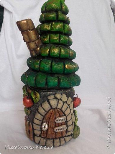 Зелененький домик фото 1