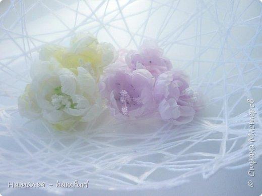 Мастер класс роза из бумаги фото 8