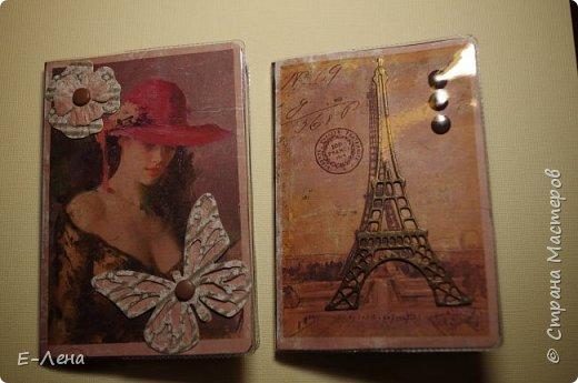 Обложки на паспорт лицевые стороны. фото 1