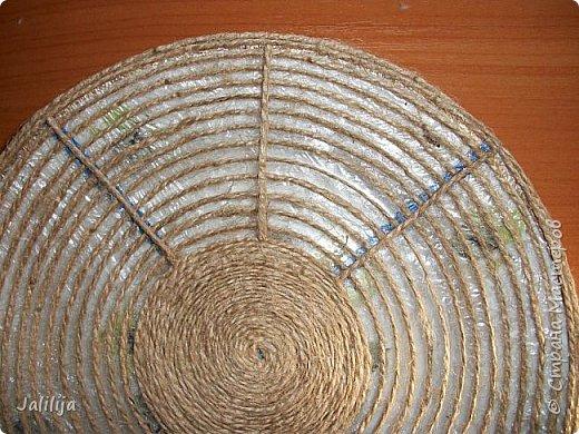 Уважаемые жители и гости Страны мастеров! Сегодня хочу вам показать, как я делаю тарелку - панно на стену.  фото 14