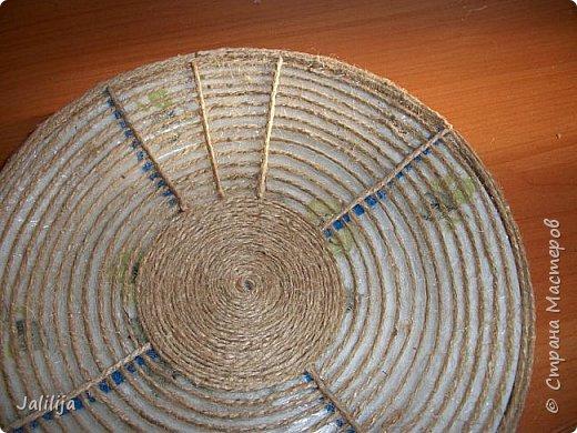 Уважаемые жители и гости Страны мастеров! Сегодня хочу вам показать, как я делаю тарелку - панно на стену.  фото 15