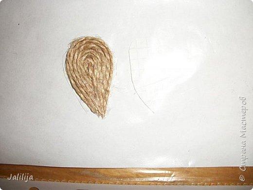 Уважаемые жители и гости Страны мастеров! Сегодня хочу вам показать, как я делаю тарелку - панно на стену.  фото 24