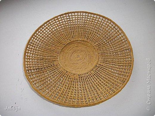Уважаемые жители и гости Страны мастеров! Сегодня хочу вам показать, как я делаю тарелку - панно на стену.  фото 37