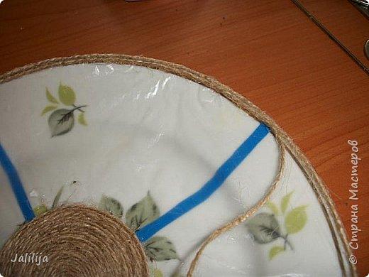 Уважаемые жители и гости Страны мастеров! Сегодня хочу вам показать, как я делаю тарелку - панно на стену.  фото 9