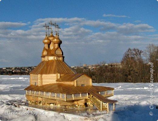 церковь во имя Владимиркой иконы Божьей Матери. Владимирская обл. 2005г. фото 5