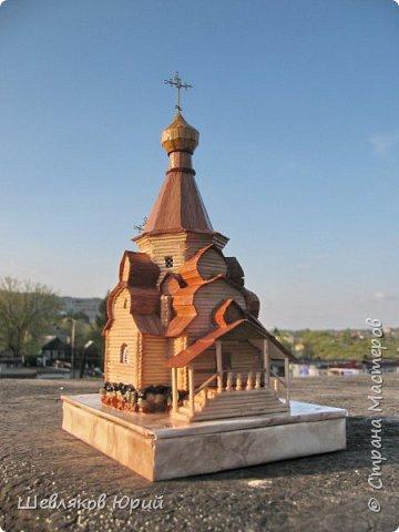 церковь во имя Владимиркой иконы Божьей Матери. Владимирская обл. 2005г. фото 1