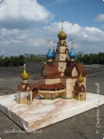 церковь во имя Владимиркой иконы Божьей Матери. Владимирская обл. 2005г. фото 3