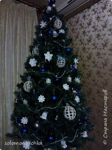Новогодние украшения для елочки фото 2