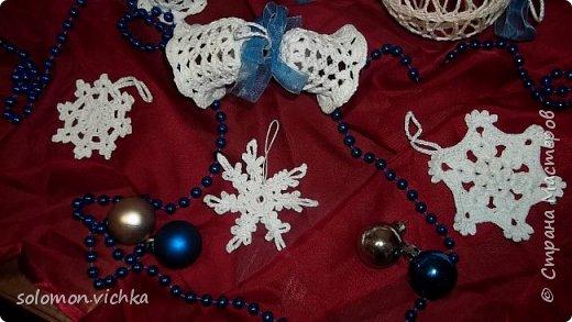 Новогодние украшения для елочки фото 5