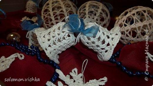 Новогодние украшения для елочки фото 4