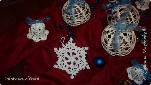 Новогодние украшения для елочки фото 3