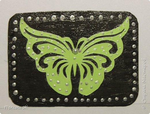 Вот такие бабочки-красавицы получились у меня фото 4