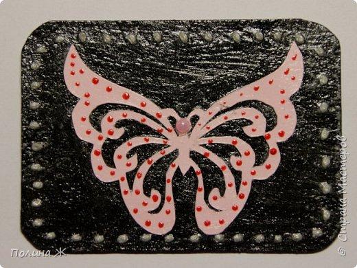 Вот такие бабочки-красавицы получились у меня фото 5