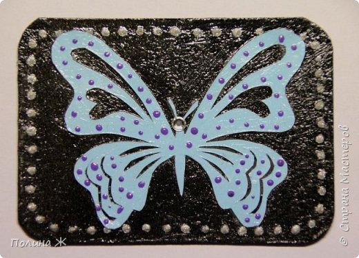 Вот такие бабочки-красавицы получились у меня фото 3